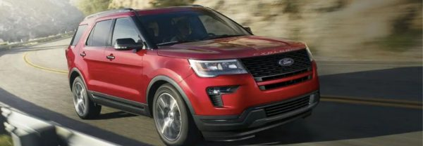 2020 Ford Explorer Middletown OH